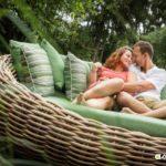 applebee cocoon leżanka ogrodowa